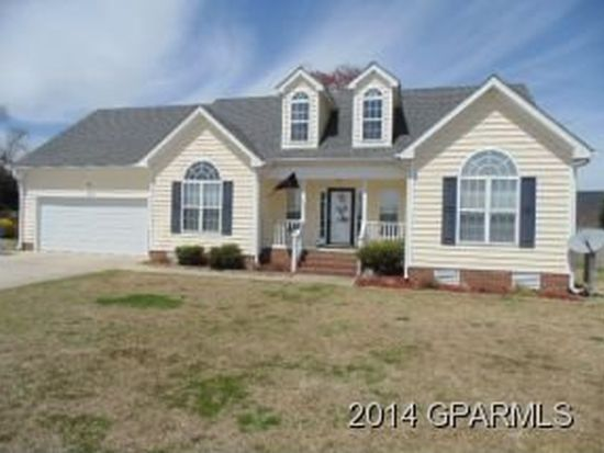 641 Carrington Ln, Winterville, NC 28590