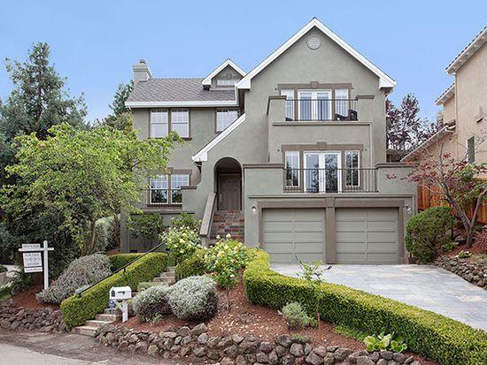 888 Mountain Blvd, Oakland, CA 94611