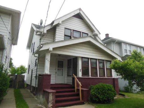 827 Kingston Ave, Toledo, OH 43605