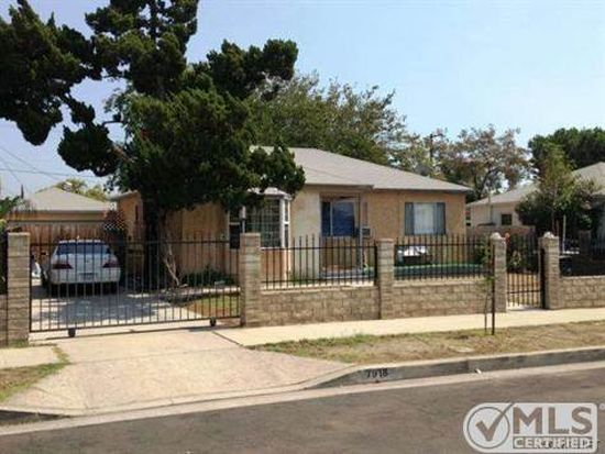 7918 Saint Clair Ave, North Hollywood, CA 91605