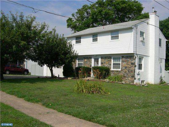 455 Rosewood Ave, Langhorne, PA 19047