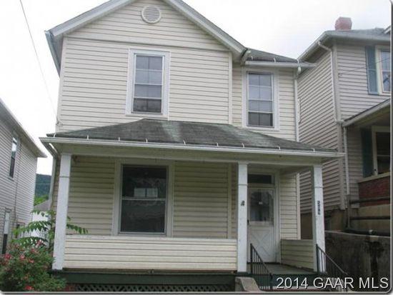 509 Clay St, Clifton Forge, VA 24422