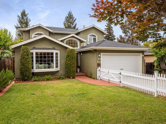 2180 Harkins Ave, Menlo Park, CA 94025