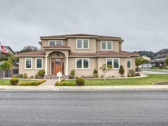 105 Quartz Ave, Half Moon Bay, CA 94019