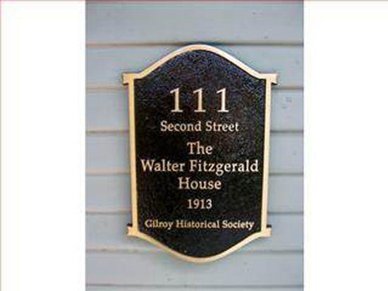 111 2nd St, Gilroy, CA 95020