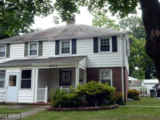 2713 Cheswolde Rd, Baltimore, MD 21209