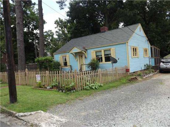 206 E Maynard Ave, Durham, NC 27704