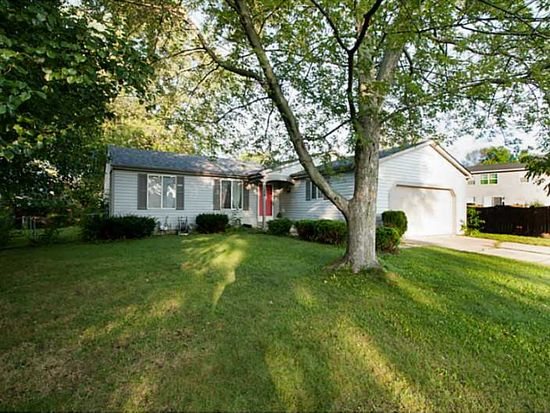 5808 Liberty Creek Dr E, Indianapolis, IN 46254
