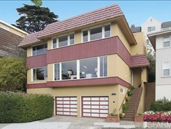 33 San Jacinto Way, San Francisco, CA 94127