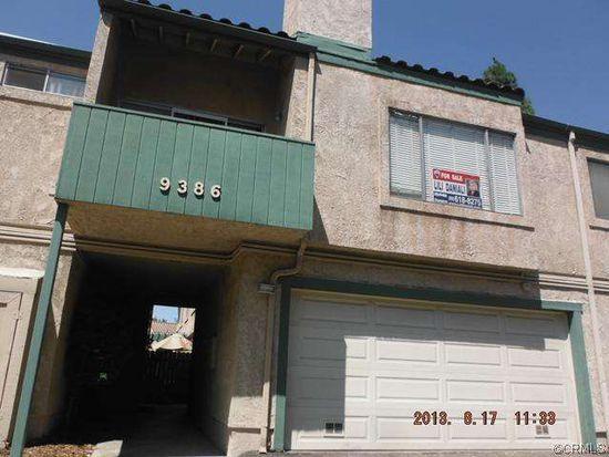 9386 Mesa Verde Dr APT F, Montclair, CA 91763