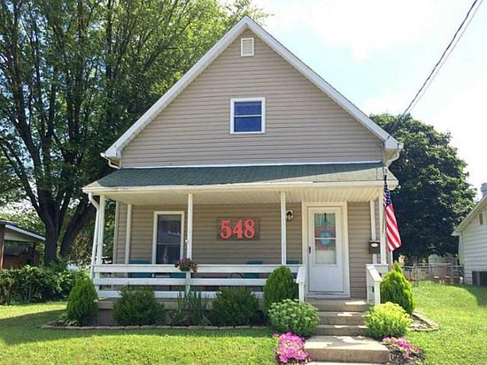 548 N 7th St, Middletown, IN 47356