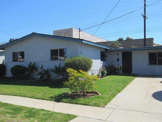 5521 Bergen St, San Diego, CA 92117