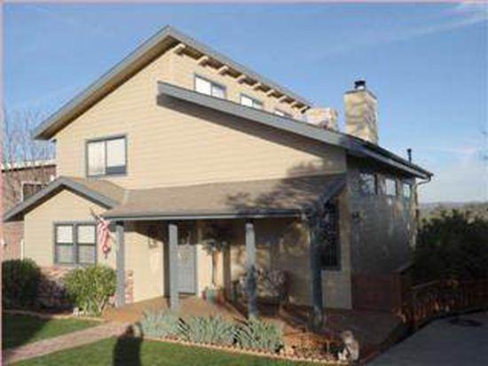 2640 Pine Ridge Rd, Bradley, CA 93426