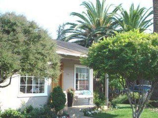 706 Ellsworth Pl, Palo Alto, CA 94306