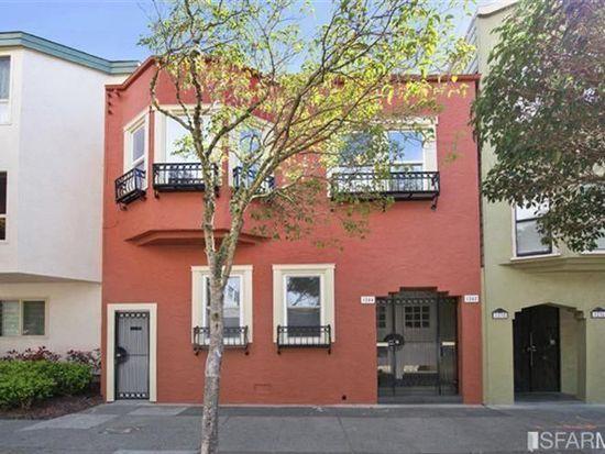 1242 Pierce St, San Francisco, CA 94115