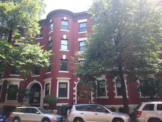 102 Gainsborough St APT 206E, Boston, MA 02115