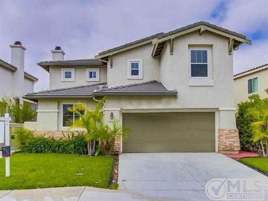 1462 Marble Canyon Way, Chula Vista, CA 91915