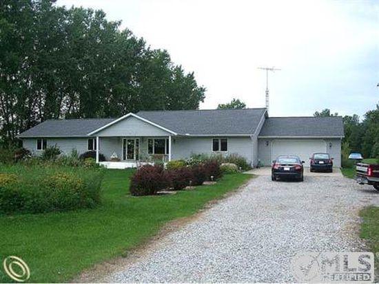 6182 Metcalf Rd, Grant Township, MI 48032