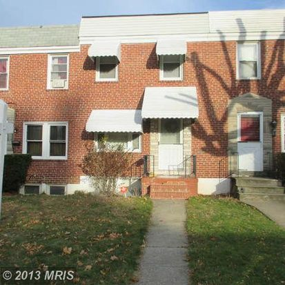 3548 Dudley Ave, Baltimore, MD 21213