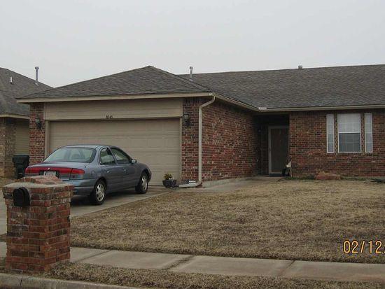 8645 Hillridge Dr, Oklahoma City, OK 73141