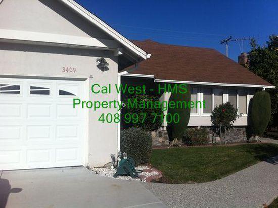 3409 Machado Ave, Santa Clara, CA 95051