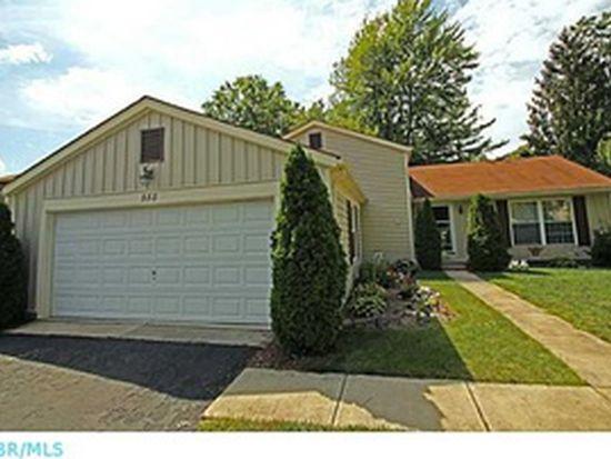 555 Hawthorne Pl, Reynoldsburg, OH 43068