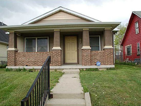 906 N Belmont Ave, Indianapolis, IN 46222