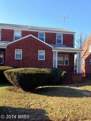 6512 Hopeton Ave, Baltimore, MD 21215
