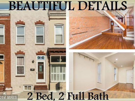 18 E Randall St, Baltimore, MD 21230