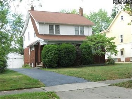 3413 Ormond Rd, Cleveland Heights, OH 44118