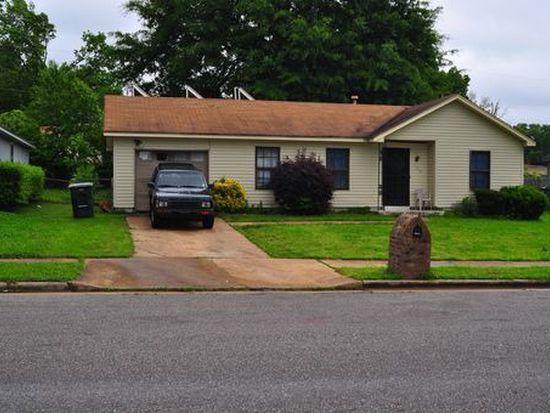 3346 Dungreen St, Memphis, TN 38118