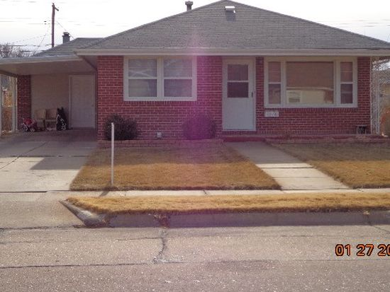 1618 W 1st St, North Platte, NE 69101