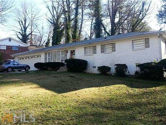 4656 Ivywood Dr SW, Atlanta, GA 30331
