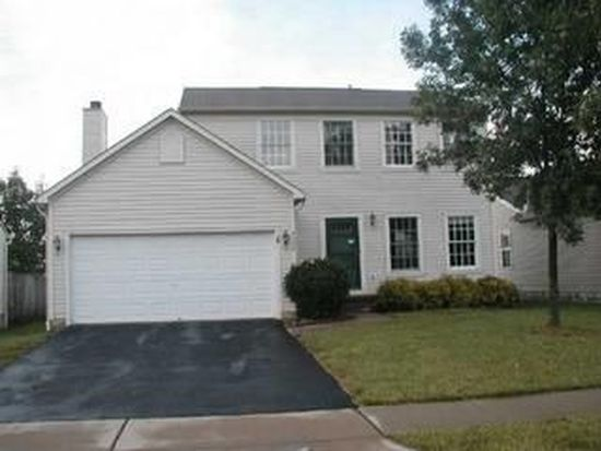 8558 Old Ivory Way, Blacklick, OH 43004