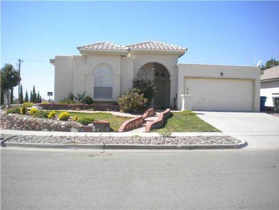 1201 Desierto Seco Dr, El Paso, TX 79912