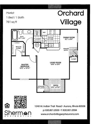 1370 W Indian Trl APT 13, Aurora, IL 60506