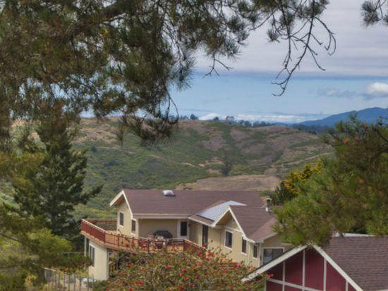 500 Irish Ridge Rd, Half Moon Bay, CA 94019