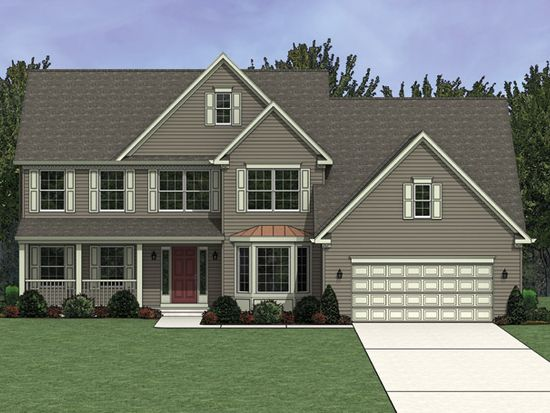 Rutherford - English Farms by S&A Homes