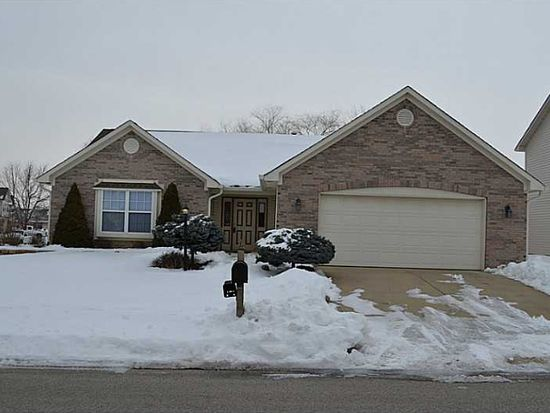 841 Treyburn Green Dr, Indianapolis, IN 46239