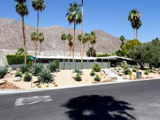 619 N Rose Ave, Palm Springs, CA 92262