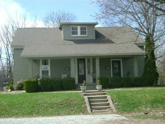 228 S Madison St, Knightstown, IN 46148
