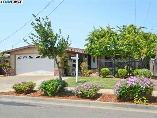 28575 Aragon Ave, Hayward, CA 94544