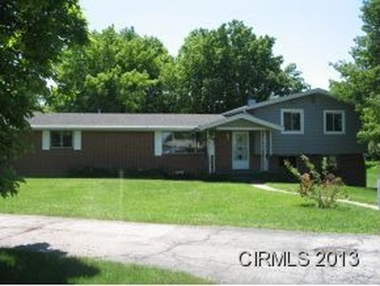 117 E Cicero Heights Dr, Tipton, IN 46072