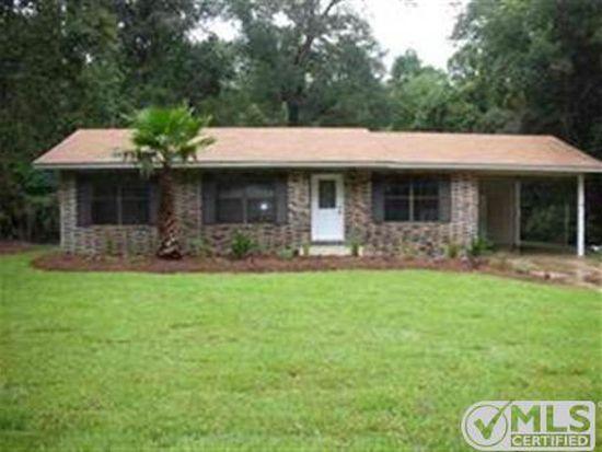 1392 Shadeville Rd, Crawfordville, FL 32327