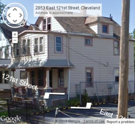 2896 E 121st St, Cleveland, OH 44120