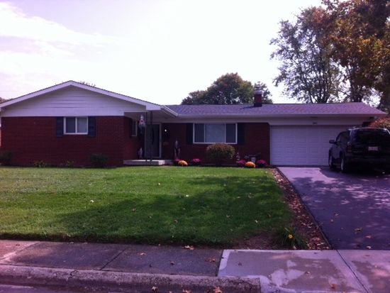 2041 Radcliffe Ave, Indianapolis, IN 46227
