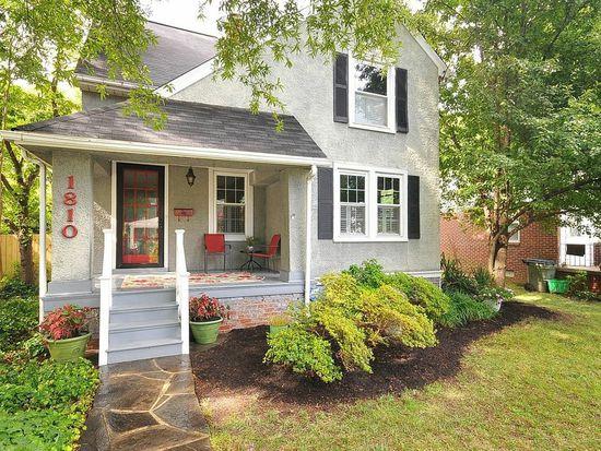 1810 Oakdale Ave, Richmond, VA 23227