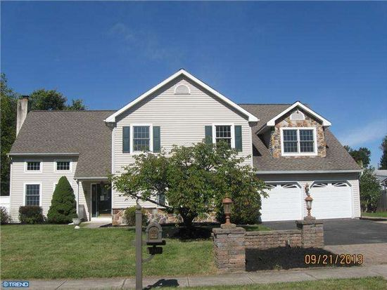 1240 Manor Dr, Warminster, PA 18974
