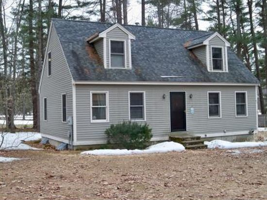 57 Evergreen Ave, Franklin, NH 03235