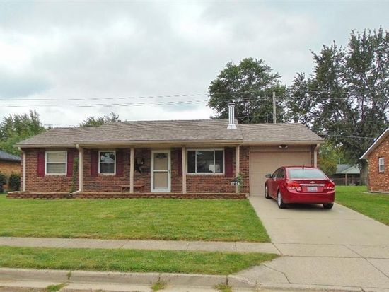 1724 Gayhart Dr, Xenia, OH 45385